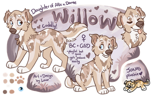 Willow by louberri