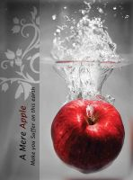 A Mere Apple by roni3bed