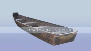 Boat PNG Stock by Wesley-Souza