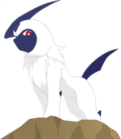 Absol by DBurch01