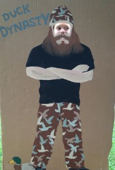 Duck Dynasty cutout by The-AllSparkle