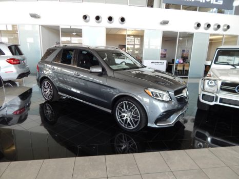 2017 Mercedes-Benz GLE63 AMG (W166) by TheHunteroftheUndead