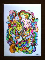 Colourflow in Mind XII by Colourcake