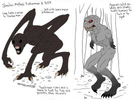 Eldritch Creatures 101 Part 6 by demongirl99