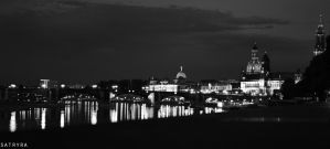Dresden - Skyline by Satryra