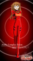 .: Soryu Asuka Langley :. by Sincity2100