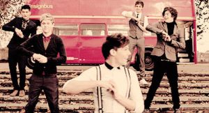 1D dance One Thing Movie! by fenix-ely-enyer