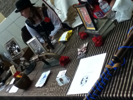 STEAM PUNK SOCIETY TABLE by ananomus111