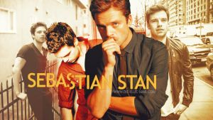 Sebastian Stan by Johnny-Panik