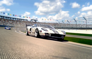 Ford GT LM Race car (Spec II) GT5 by MikeLeRoi