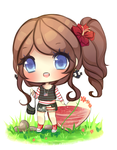 Fern (Outfit by xtinxon) by mochatchi