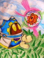 Magolor's Energy Spheres galore by Rotommowtom