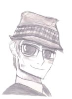 Don - The Mysterious Man I Met Over The Summer by geek4life14