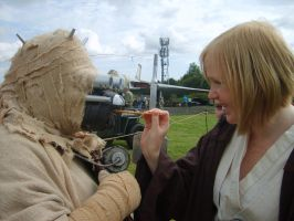 Feed the Tusken by Mirax-chan