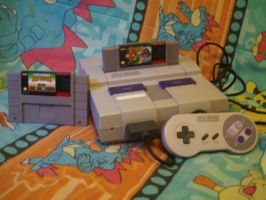 My Good Old SNES by MarioSimpson1
