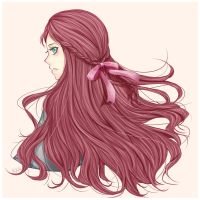 Red hair by nayumi-green
