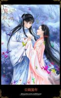 China Romeo Juliet by hiliuyun
