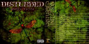 Disturbed - Infection Cover by iamherecozidraw