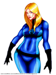 Invisible Woman by mamat88fiction