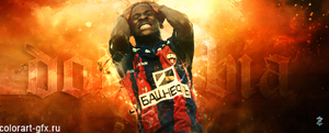 Doumbia by colorart-gfx
