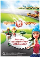 Mc. Donald happy meal by singpentinkhappy