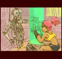 Robot Repair by tarunbanned