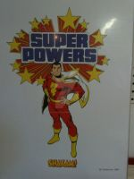DC COMICS SUPER POWERS: SHAZAM by monitor-earthprime