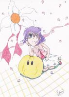 Ryou and the Dango by KyrieGlows89