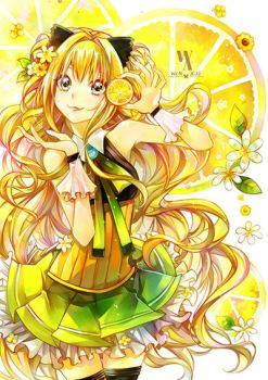 SeeU - Yellow Lemon by WeN-XiU