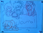 Chibi Header .:Sketch:. by Apple-Sketches