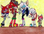 Knouge Family by Sonicemma