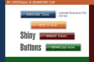 Shiny Button by spentoggle