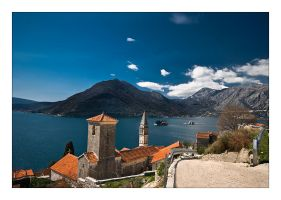 Perast 2 by Grofica