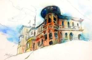 Kellie's Castle, Ipoh by young920