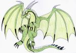 Dragon desing by MrsToxicMania
