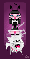 Dorothy y Toto ''B-day'' by rbl3d