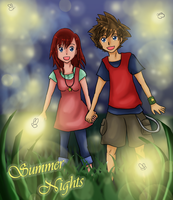 Celestial Days - Summer Nights by Maisuki-chan
