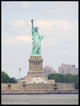 The Statue of Liberty by Sweet-Blessings