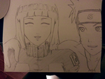 Naruto and Hinata by gamemaster114