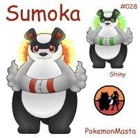 Sumoka 028 by PokemonMasta
