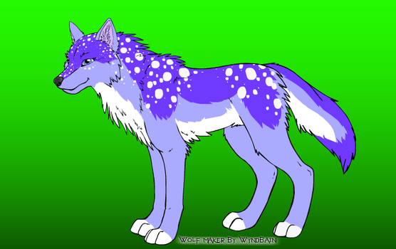 WyndBain's Wolf Maker by Easyshare5