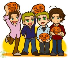2009 halloween art by Yumezaka