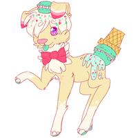 i like dem macaroons cold by Foxesu