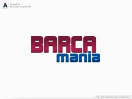 Barcamania Logo by ZincH21