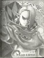 Demon Lord: Ghirahim by Smashman45