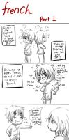 French (part 1) by seillua