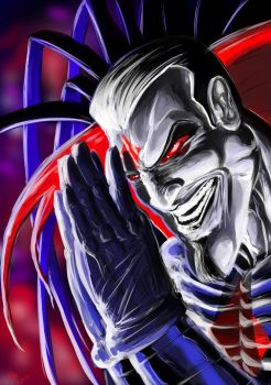 Mr. Sinister by Bonorye