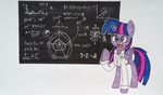 Professor Sparkle by Ailynd