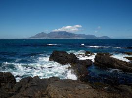 Cape Town, South Africa by N0XN0X