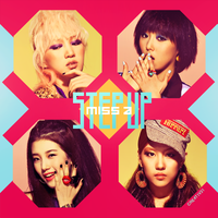 miss A - Step Up by Cre4t1v31